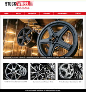 Stock Wheel Warehouse